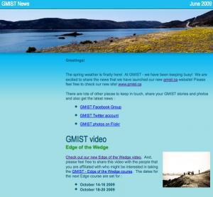 GMIST June Newsletter